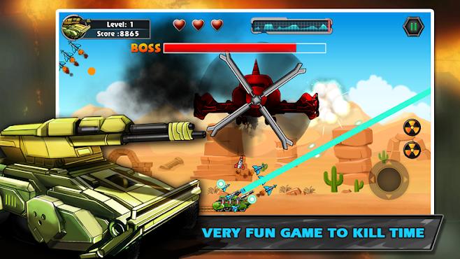 Heavy Weapon - Rambo Tank v1.0.1 [Mod]