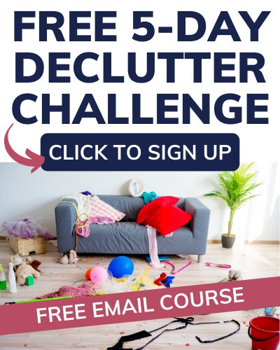 Join a 5-day decluttering challenge