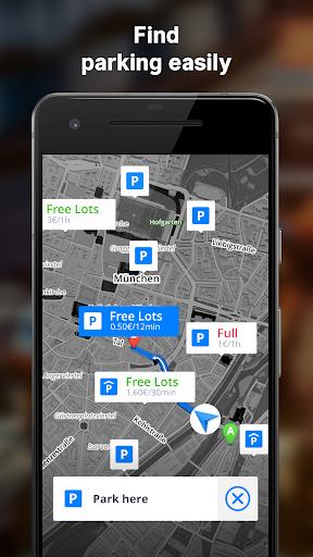 GPS Navigation & Offline Maps Sygic  screenshots 7