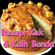 Resepi Kek & Kuih dari Bonda