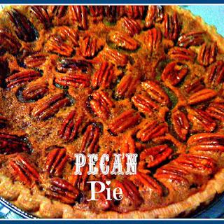 The Perfect Pecan Pie!