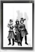 Foto: drei Engel für Emscherlicht
