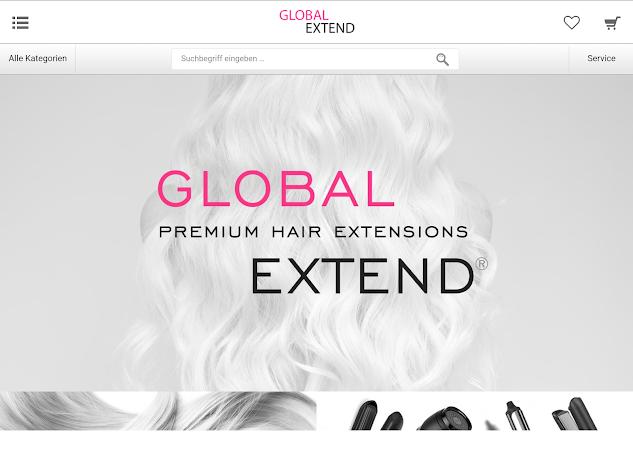 Global Extend / globalextend Screenshot