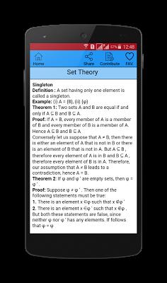 Discrete Mathematics - screenshot
