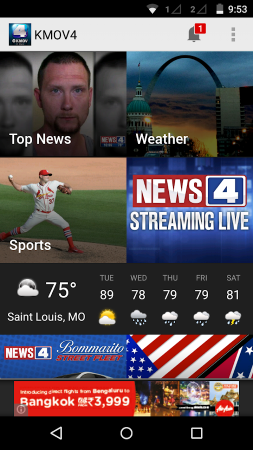 KMOV St. Louis- screenshot