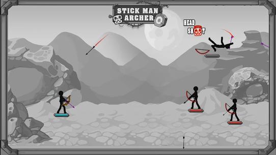 Mr. Archer : King Stickman 3