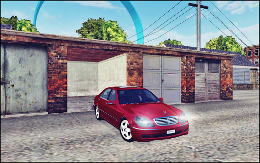Benz S600 Drift & Driving Simulator 1.4.5 gameplay | by HackJr.Pw 4