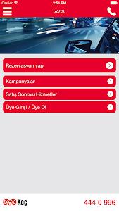 Avis Türkiye screenshot 0