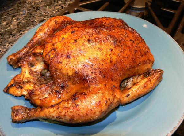 Easy And Best Ever  6 Hour Roast Chicken Recipe