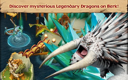 Dragons: Rise of Berk MOD 1.34.9 (Unlimited Runes) Apk 9