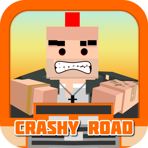 Download Crashy Road - Flip The Rules