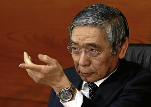 Bank of Japan wenke teen moontlike koerse beweeg in Oktober
