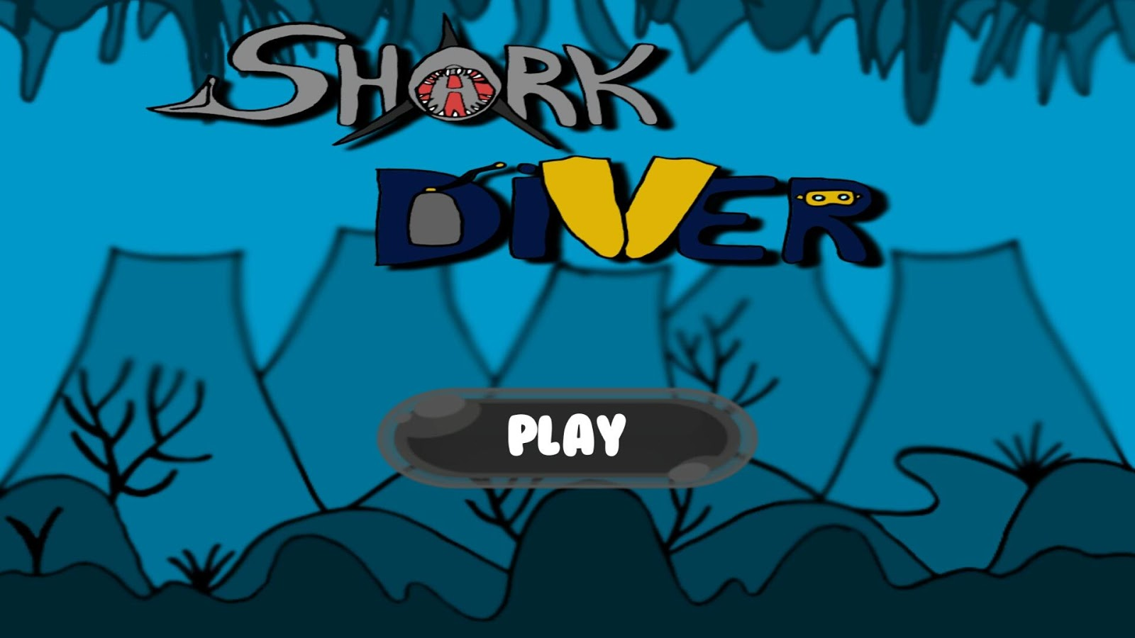 SharkDiver- screenshot