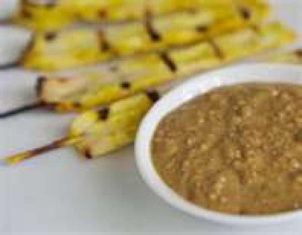 Asian Peanut Butter Dip Recipe