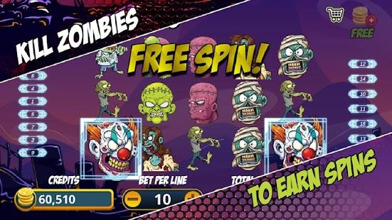 Zombie Skill Slotz - náhled