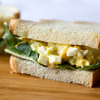 Egg Salad And Parsley Recipes