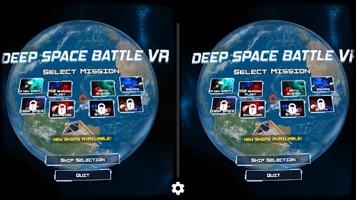 Deep Space Battle VR 2.0.1 screenshots 5