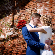 Wedding photographer Anastasiya Korneenkova (Nastasia17K). Photo of 09.05.2017
