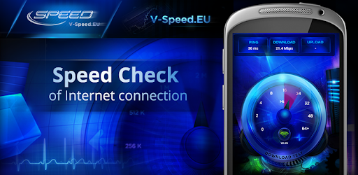 V-SPEED Speed Test - Apps on Google Play