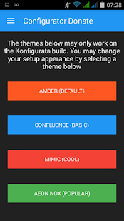 Configurator4Kodi TV Screenshot