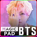 BTS Magic Pad: Tap tap Dancing Pad Game kpop 2018