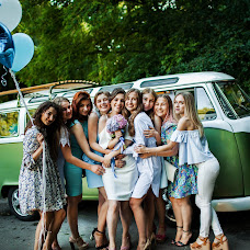 Wedding photographer Nadezhda Sobchuk (NadiaSobchuk). Photo of 07.07.2017