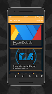 Material Faded CM13 - Gold v2.8