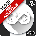 Watch Face - Minimal & Elegant Icon