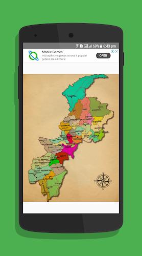 Download Map Of KPK - KPK ka Naksha APK latest version app