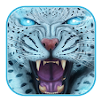 Snow Thunder Leopard icon
