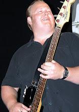 Photo: nr 8 2004 Lightnin´ Moe & His Peace Disturbers 040703 Villa Belparc Göteborg Bluesparty Göteborg