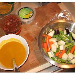 Asparagus Cheese Soup