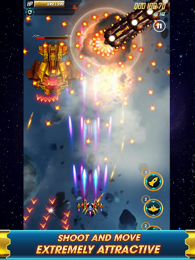 Space squadron - Galaxy Shooter 2.5 17