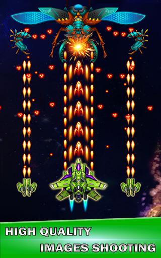 Galaxy sky shooting screenshot 3