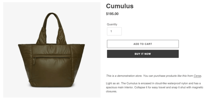 Shopify Product Images Debut Theme