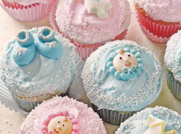 Oh, Baby! Cupcakes Recipe