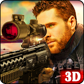 Desert Sniper Shooting - best shooting game