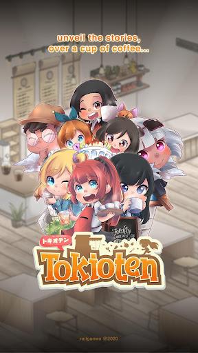 Tokioten - Cafe and Life Story apkmr screenshots 1