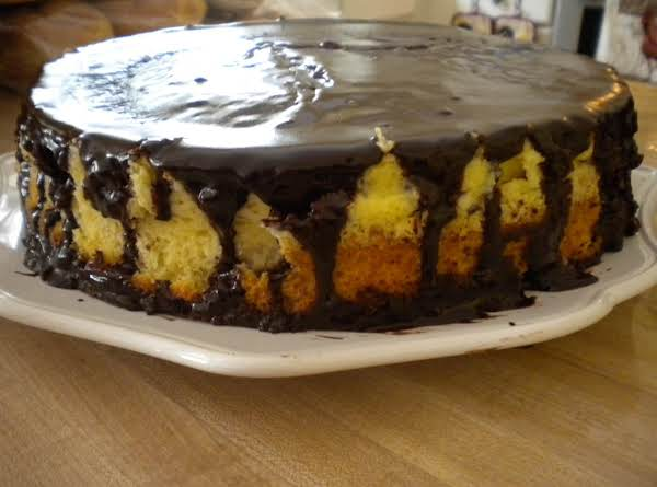 Boston Cream Cheesecake Recipe