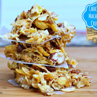 Crunchy Nut Bars Recipes.