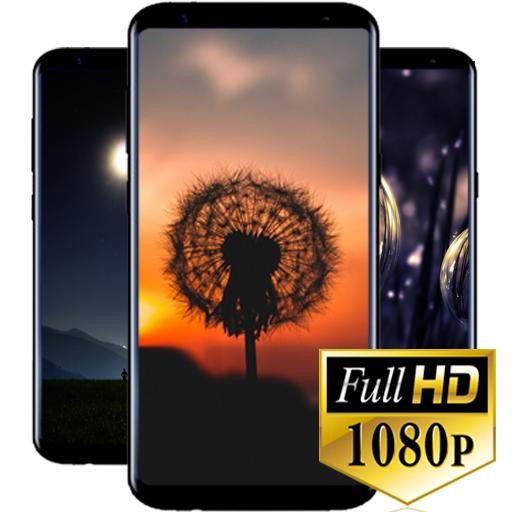 Dark Wallpaper HD icon