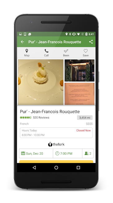 #5. TripAdvisor Hotels Restaurants (Android)