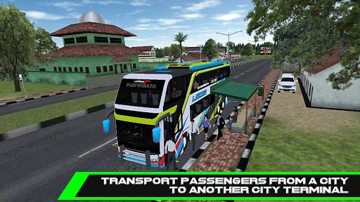 Mobile Bus Simulator 1.0.0 screenshots 2