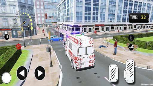 City Rescue Ambulance Emergency Simulator 1.0 screenshots 2
