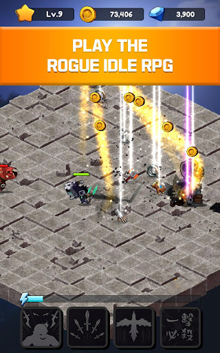 Rogue Idle RPG: Epic Dungeon Battle 1.2.5 screenshots 7