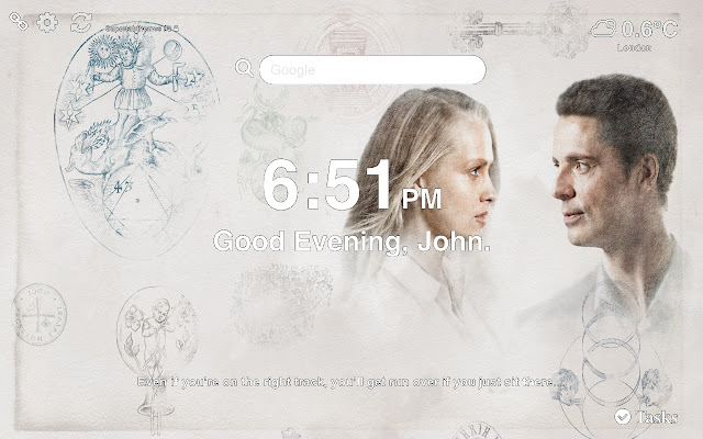 A Discovery of Witches Wallpapers New Tab