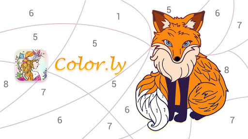 Color.ly - Number Draw, Color by Number  Wallpaper 24