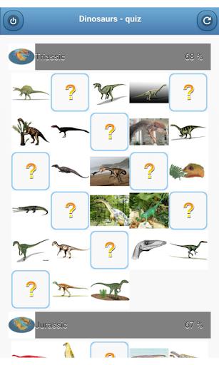 Dinosaurs - quiz