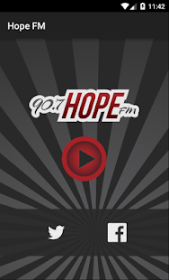 90.7 Hope FM- screenshot thumbnail