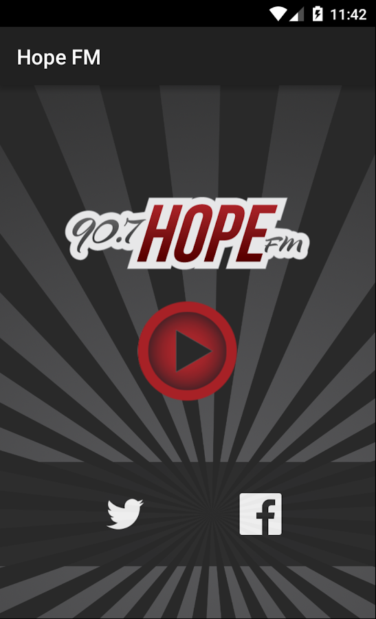 90.7 Hope FM- screenshot